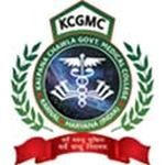 KCGMC Recruitment 2020