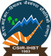 CSIR-IHBT Recruitment 2021